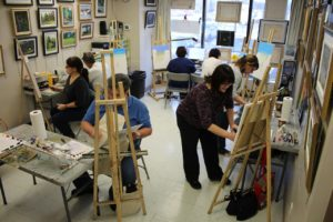 Painting Classes in Columbus